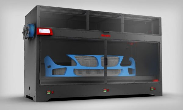Modix wprowadził trzy nowe wielkoformatowe systemy AM
