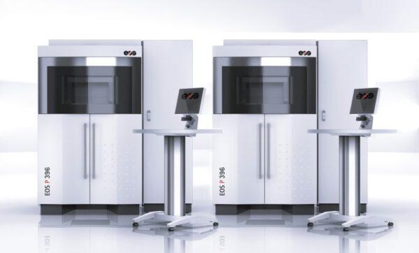 3DPrintUK dodaje dwa systemy EOS P396 SLS