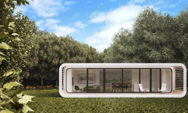 Dzięki współpracy LTG Lofts to go i Buffalo 3D Corporation drukowanych domów 3D będzie  znaznie więcej
