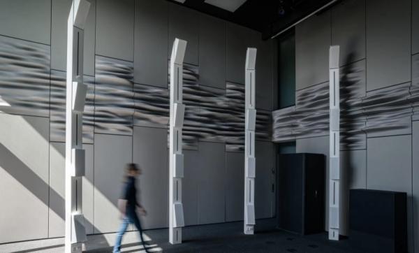 Aectual wprowadza masowo spersonalizowane panele akustyczne drukowane w 3DD