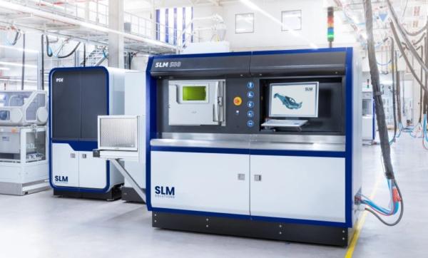 Optisys wykorzystuje technologię SLM do produkcji części do misji kosmicznych