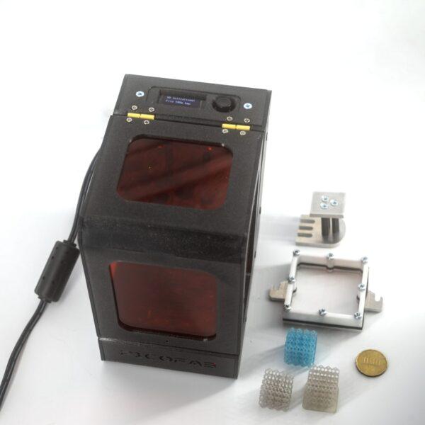 IDM Lab zaprezentowało drukarkę 3D LCD w mikroskali, PicoFAB